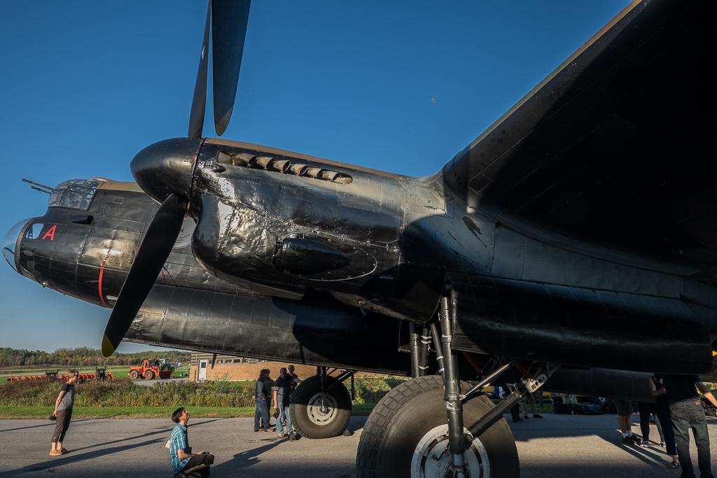 Lancaster VRA
